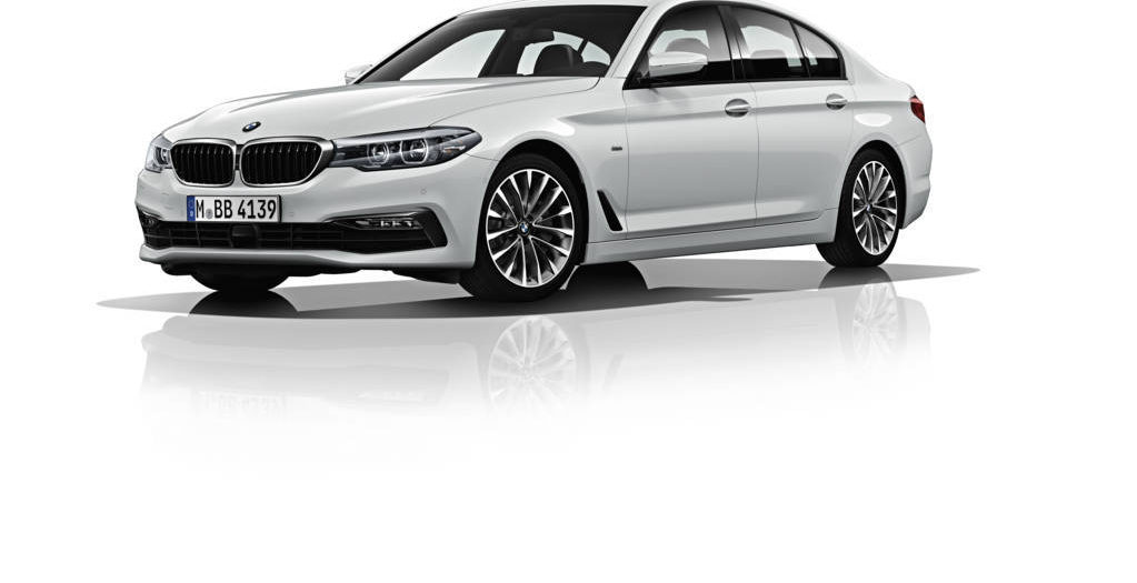 BMW Serie 5 G30 - BMW 520d EfficientDynamics Edition