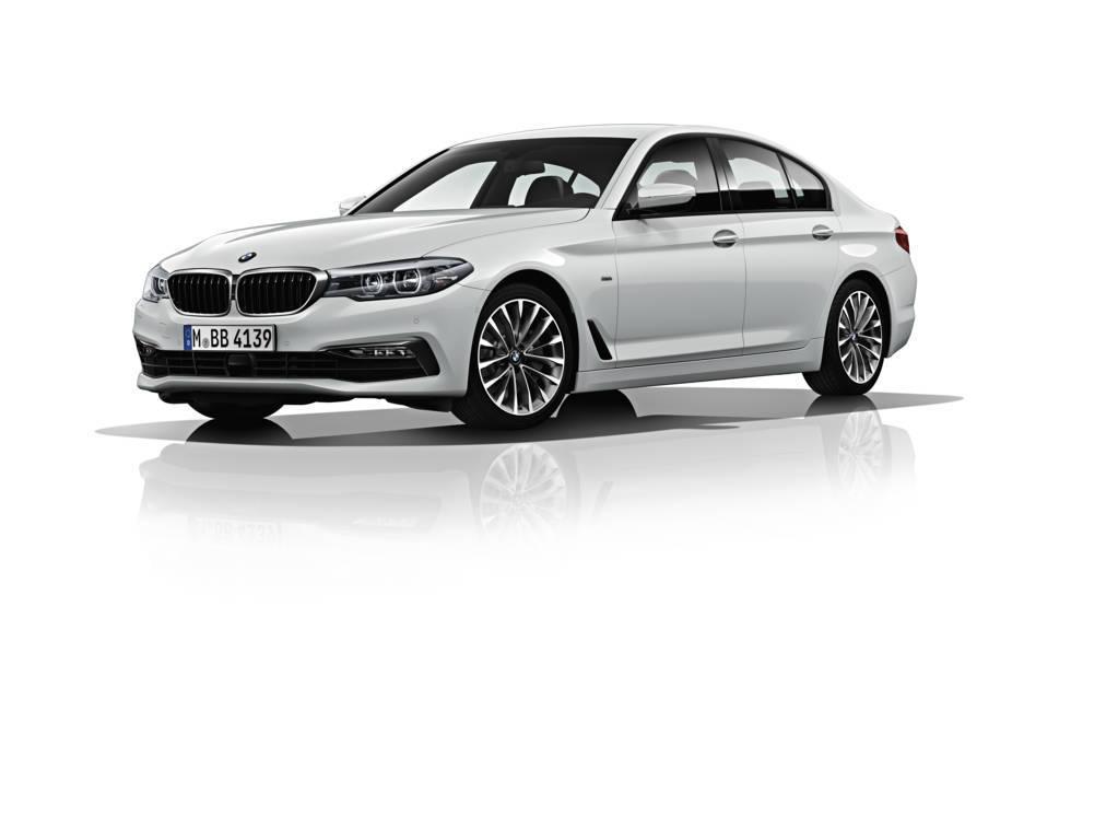 BMW Serie 5 G30 - BMW 520d EfficientDynamics Edition