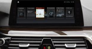 Wireless Apple CarPlay- BMW Serie 5 G30 - BMW 540i xDrive MSport