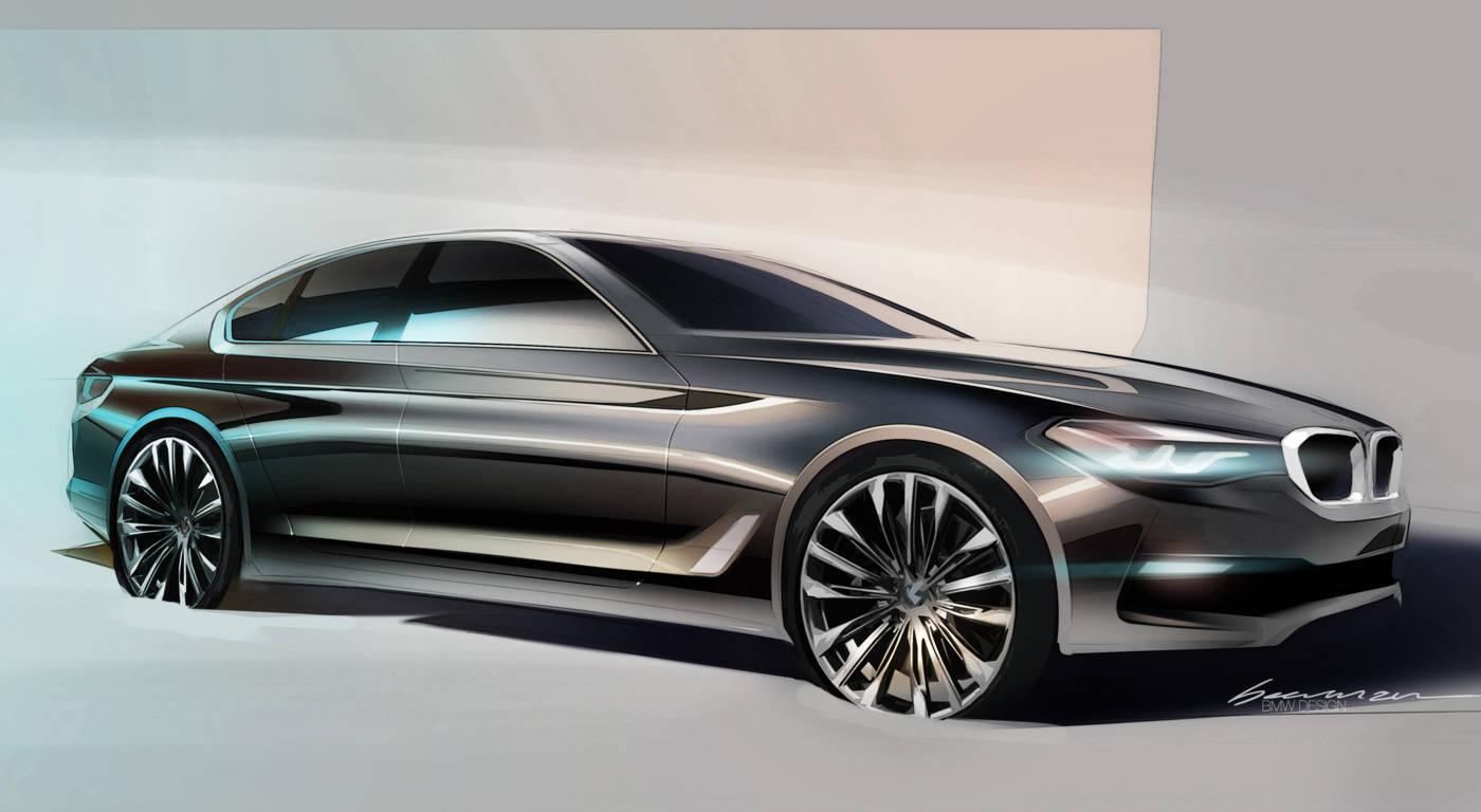 BMW Serie 5 G30 - BMW Design Model