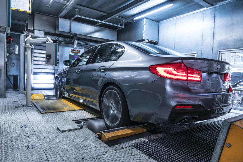 BMW Group - BMW Serie 5 G30 Dingolfing Plant