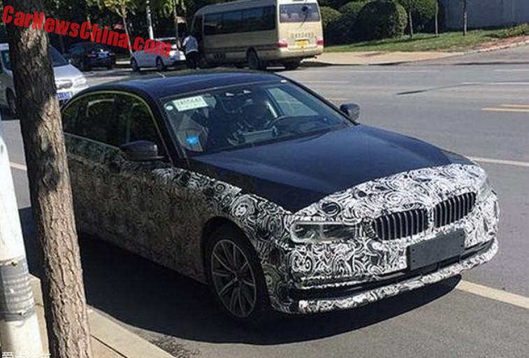 BMW Serie 5 Li China BMW-Brilliance - BMW Serie 5 G30