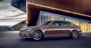 BMW Serie 7 Rose-Quartz Edition - BMW Serie 7 G12 - BMW 750Li