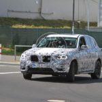 BMW X3 G01 Spy