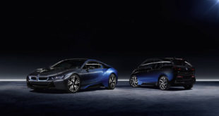 BMW Group @ Mondiale dell'Automobile di Parigi 2016