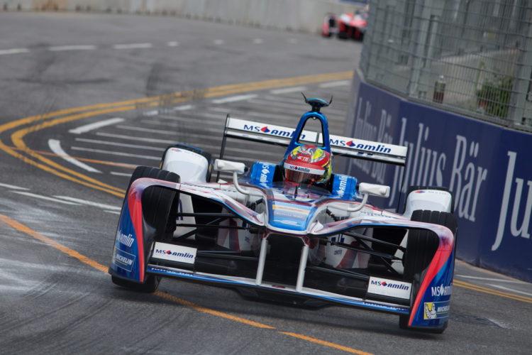 Formula E - MS-Amlin Andretti - Honk Kong ePrix 2016