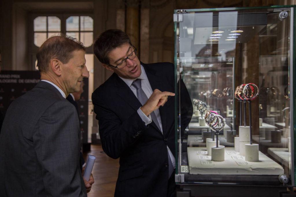 Grand Prix D'Horlogerie de Geneve - BMW Italia