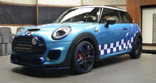 MINI JCW Monte Carlo Edition - MINI John Cooper Works Monte Carlo Edition F56