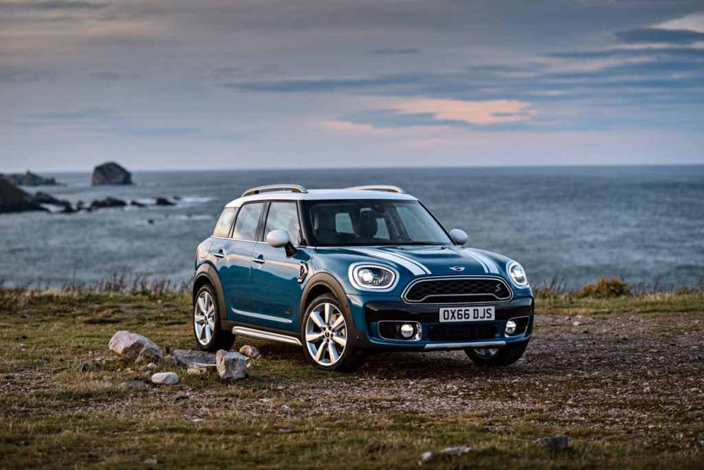 MINI Countryman 2016