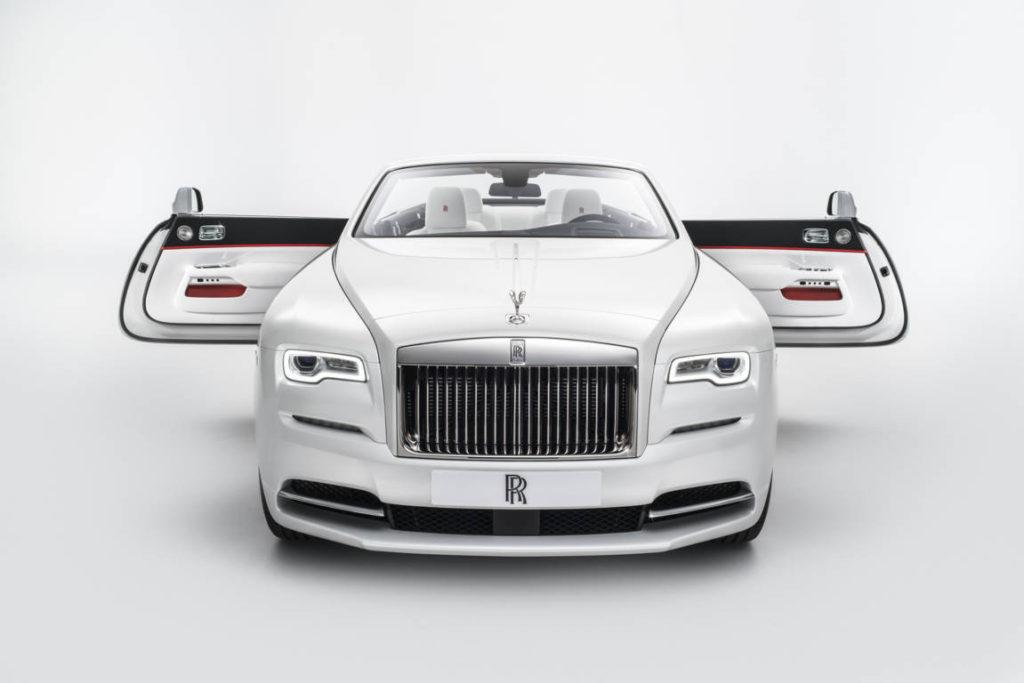 Rolls Royce House - Rolls Royce Dawn Inspired by Fashion 2017