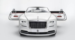 Rolls Royce House - Rolls Royce Dawn Inspired by Fashion 2017