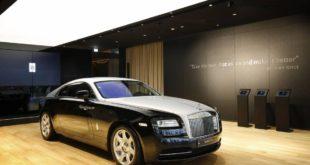 Rolls Royce Motor Cars STUDIO