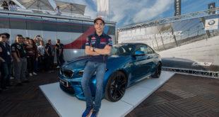 BMW M Award - Marc Marquez 2016 - BMW M2 Coupe