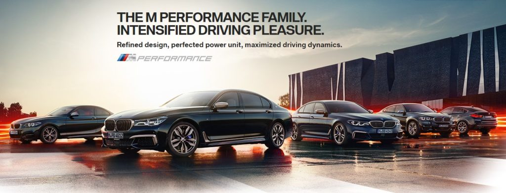 BMW M Performance Automobilies