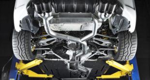 BMW M2 F87 Coupe' Eisenmann Performance Exhaust