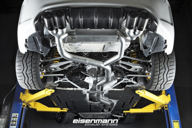 BMW M2 F87 Coupe' Eisenmann Performance Exhaust