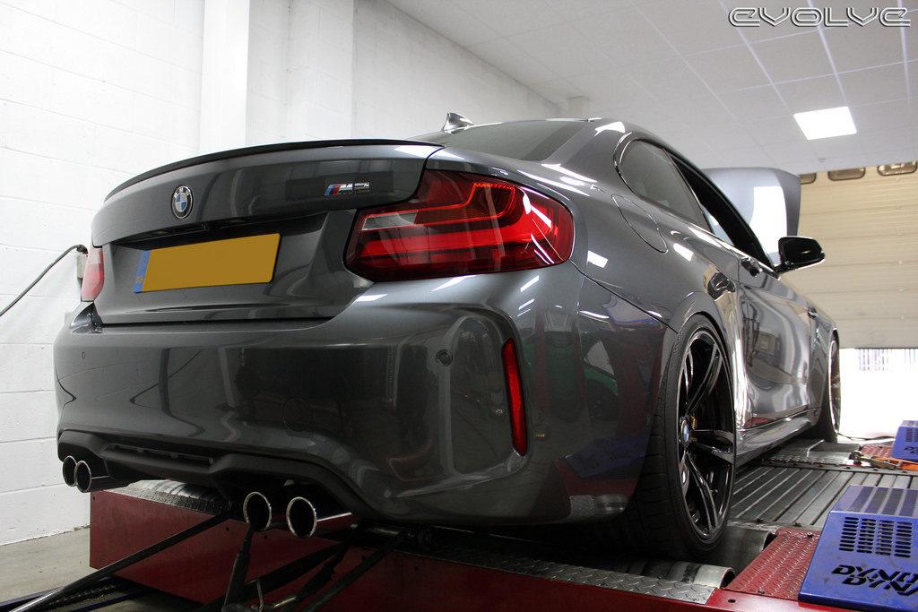 BMW M2 Evolve Stage 1