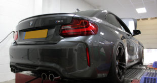 BMW M2 Evolve Stage 1