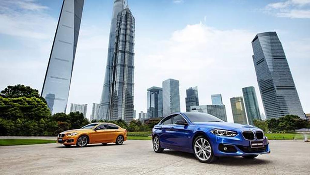 BMW Serie 1 Sedan 2017