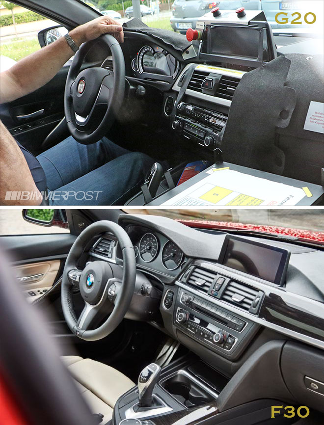 BMW Serie 3 G20: nuove foto spia - BMWpassion blog