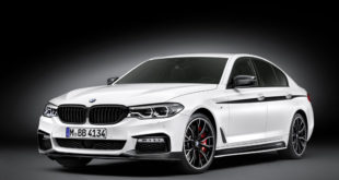 BMW Serie 5 G30 - BMW 540i xDrive M Performance Parts