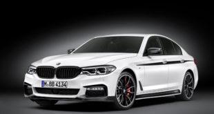 BMW Serie 5 G30 - BMW 540i xDrive M Performance Parts