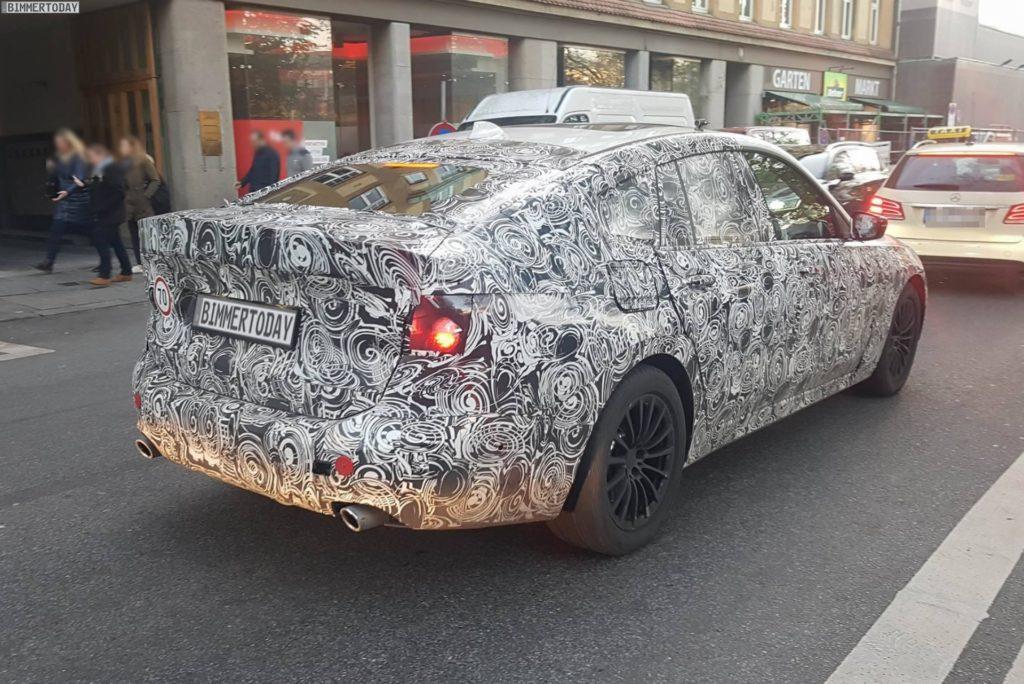 BMW Serie 6 Gran Turismo G32 Spy