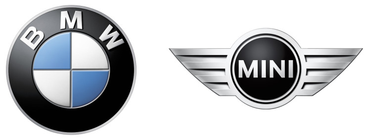 BMW USA - MINI USA - BMW logo - BMW North America