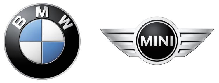 BMW USA - MINI USA - BMW logo - BMW North America