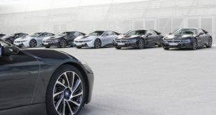 BMW i - BMW i8 Fleet
