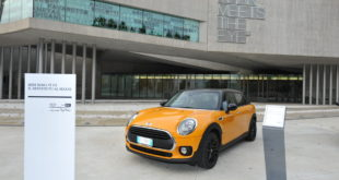 MINI Premium Delivery @ MAXXI - MINI Clubman F54