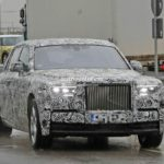 Rolls Royce Phantom VIII Spy - Phantom 2018