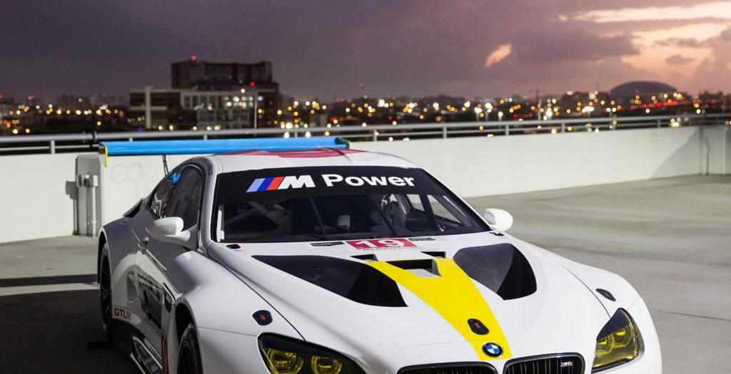 BMW Art Car 19 - BMW M6 GTLM Baldessari