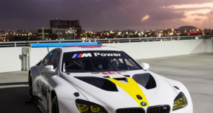 BMW Art Car 19 - BMW M6 GTLM Baldessari