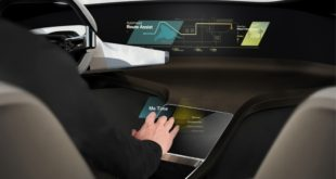 BMW HoloActive Touch - CES 2016 - BMW i Interior Future Concept