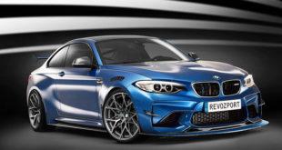 BMW M2 Raze - RevoZport - BMW M2 F87