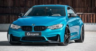BMW M4 Competition G-Power