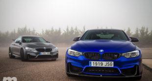 BMW M4 GTS - BMW M4 CS - BMW M4 F82