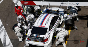 bmw motorsport team schnitzer zandvoort 2016