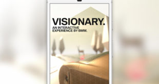 BMW Visionary - Google Spotlight Story