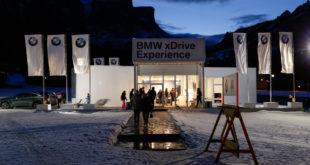 BMW xDrive Experience - BMW Mountain 2016-2017