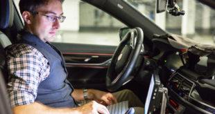 Guida Autonoma - BMW Group - BMW Autonomous Driving