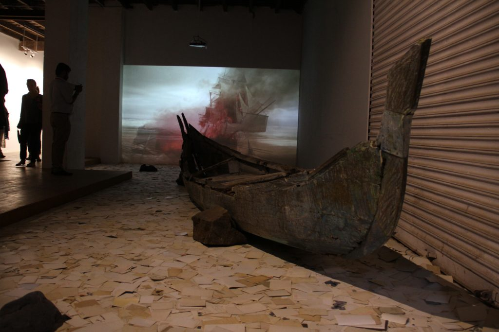 Kochi-Muziris-Biennale 2014 - BMW Group