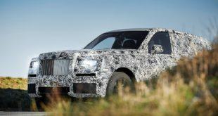 Rolls Royce Cullinan Project