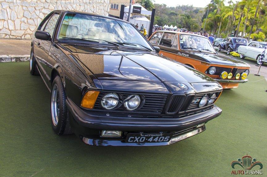 BMW 635CS Hartge Brasile - BMW Serie 6 E24
