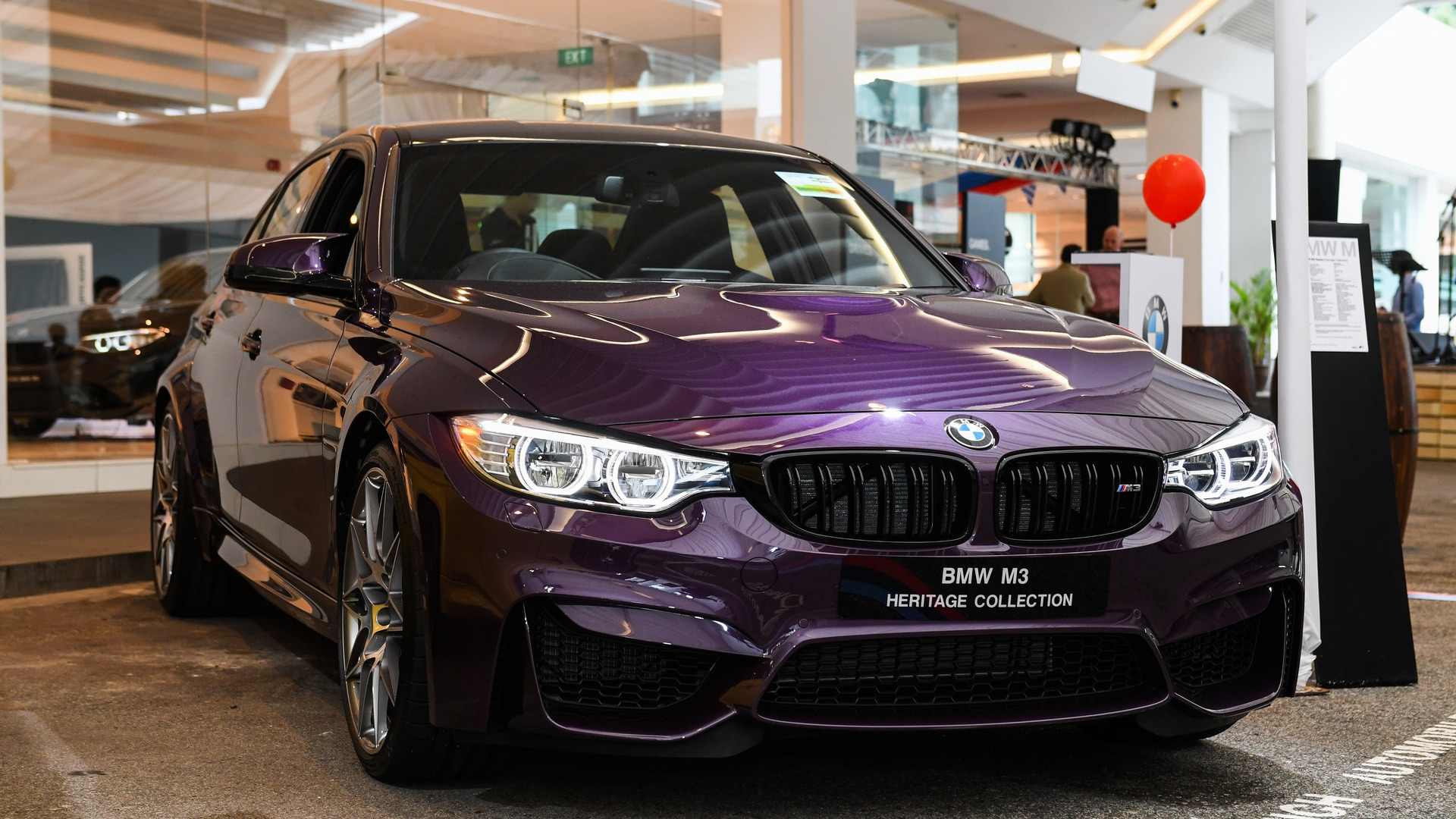 BMW M3 Heritage Collection Singapore Edition