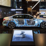 BMW Projection Mapping - BMW Serie 7 G11