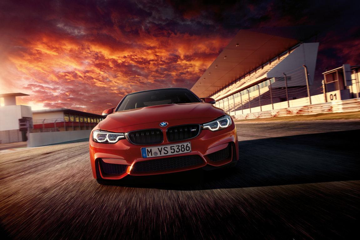BMW Serie 4 LCI - BMW M4 Coupe' (2)