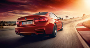 BMW M4 facelift