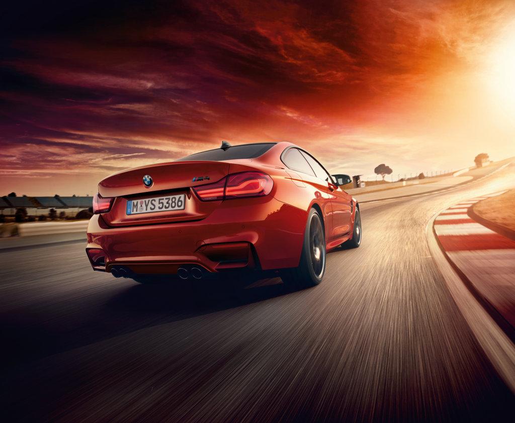 BMW M4 facelift
